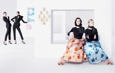 Christian Dior Spring 2013  Photographed by Willy Vanderperre.   Photos courtesy of Christian Dior