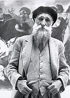 12/8- Happy Birthday, Aristides Maillol, French sculptor, painter, printmaker, 1861-1944.
