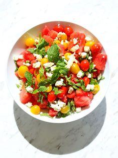 best watermelon salad recipe