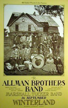 the allman brothers and marshall tucker band