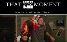 James Lucas Scott. Jackson Brundage. One Tree Hill. OTH. Jamie. Chad Michael Murray. Lucas Scott. That One Tree Hill Moment.