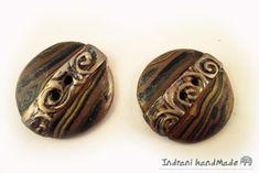 Indrani Handmade: Nasturi unicat realizati manual