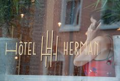 Hotel Herman, a brand new restaurant just opened in the heart of the Mile End neighbourhood of Montreal Montreal Food, Window Photography, Destinations, Parcs, Restaurants, Saint Laurent, Canada, Graphics, History