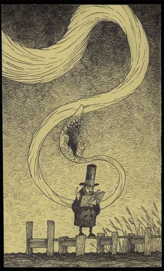48 Best Don Kenn Art. Don Kenn opens a window to a different world when he draws monsters on post-it notes with only a pencil. Monster Art, Creepy Monster, Monster Drawing, Arte Post It, Post It Art, Creepy Drawings, Creepy Art, Arte Horror, Horror Art