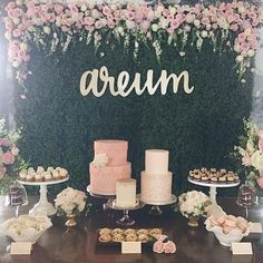 Large Flower Wall Green Wall for hire Photo backdrop Cake Table Backdrop, Flower Wall Backdrop, Wall Backdrops, Backdrop Decorations, Baby Shower Decorations, Wedding Decorations, Shower Party, Baby Shower Parties, Bridal Shower