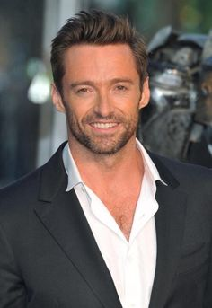 Hugh Jackman never fails to catch our attention. He's just too gorgeous and too hot despite his growing age. The Wolverine star Channing Tatum, Les Miserables, Beautiful Celebrities, Gorgeous Men, He's Beautiful, Beautiful Person, Actor Hugh Jackman, Hugh Wolverine, Hugh Michael Jackman