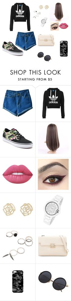 """""""Untitled #7"""" by rugiledamaseviciute on Polyvore featuring beauty, Topshop, Vans, Lime Crime, Charlotte Russe and Mr. Gugu & Miss Go"""
