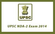 http://www.getcareer.in/ UPSC NDA 2 Exam Admit Card 2014 Download Online