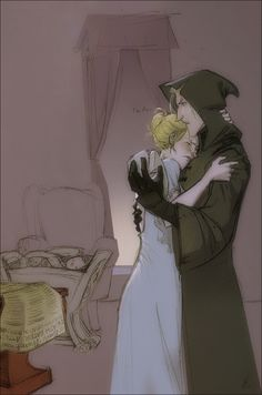 Lucius, Narcissa, Death Eaters