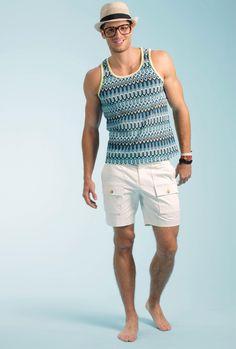 Adam Nicklas for Mr Turk Preppy Mens Fashion, Men's Fashion, American Male Models, New York Model Management, Mr Turk, Golden Bear, Tropical Fashion, Summer Looks, Superstar