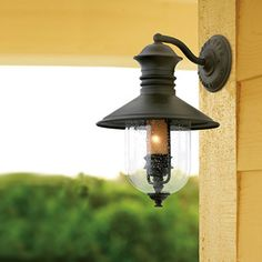 Old Town Barn Lantern Rustic Exterior Lighting, Bronze Lighting Outdoor Garage Lights, Garage Lighting, Porch Lighting, Rustic Lighting, Wall Sconce Lighting, Troy Lighting, Outdoor Lighting, Farmhouse Lighting, Exterior Light Fixtures