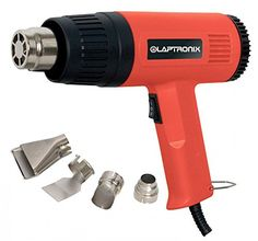 From 10.49 2000w Hot Air Heat Gun With 4 Nozzles Paint Stripper Stripping Shrink Power Tool