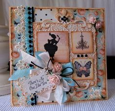 No One Like You Card by Amelia (Stamped for the Occasion)