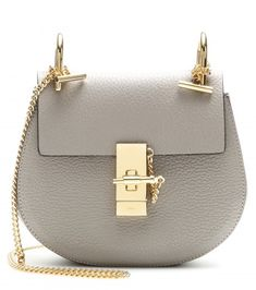 Chloe - Drew Small leather shoulder bag