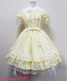 Margaret Doll Dress