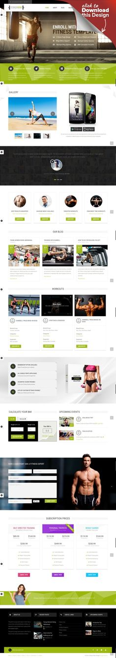 Fitness Zone   Gym & Fitness Theme, perfect fit for fitness centers and Gyms body building, boxing, classes, coach, crossfit, fitness, fitness centre, gym, health, personal trainer, responsive, sport club, sports, swimming, trainers Fitness Zone Wordpress theme muscled for modern trend, gyms, sport club or fitness centre and personal trainers! Fully responsive layout that looks great on mobile and tablet devices. With inbuilt drag and drop pag...