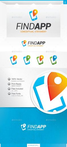 Find App Logo (Symbols)