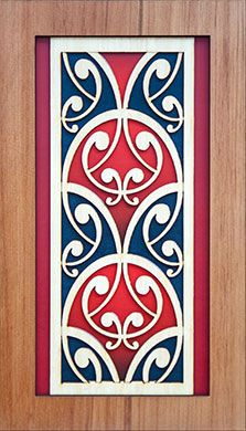 This Maori Kowhaiwhai Lattice Rimu Wall Panel is a beautiful contemporary example of art. Made from New Zealand native rimu veneer, the panel measures. Maori Art, Thai Tattoo, Maori Tattoos, Tribal Tattoos, Hawaiian Tribal, Hawaiian Tattoo, Maori Symbols, Lattice Wall, Maori Patterns