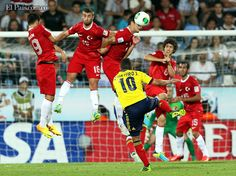Con golazo de Quintero, la selección Colombia derrotó a Turquía en el Mundial Sub-20 En la tercera salida, la Tricolor del 'Piscis' enfrenta a El Salvador el viernes 28 de junio.