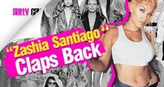 Zashia Santiago Responds To Cheating Rumors Via Social Media !!!
