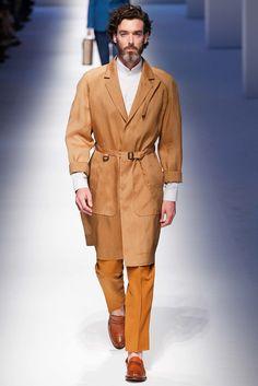 Canali Spring 2016 Menswear Fashion Show