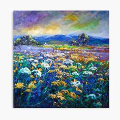 Fine Art Prints, Framed Prints, Canvas Prints, My Canvas, Wildflowers, Art Boards, Vibrant Colors, Oriental, My Arts