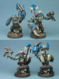 death+skulls+orks | Army, Death, Orks, Skull, Skullz, Warhammer 40,000 - Nobz 3 - Gallery ...