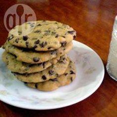 Rezeptbild: Die besten, dicksten Chocolate Chip Cookies der Welt
