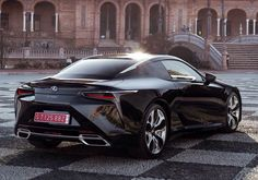 Yeah Again The Lc 500 But Now As Hybrid