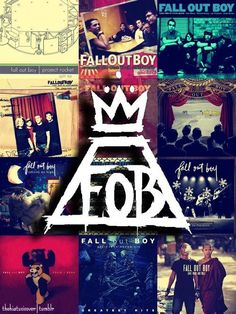 Can I get this for my wall? FOBSESSED! ^.^ and proud of it!