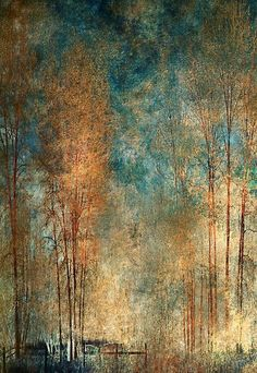 Long Ago by Lydia Marano color inspiration Modern Art, Contemporary Art, Tree Art, Painting Inspiration, Color Inspiration, Oeuvre D'art, Painting Techniques, Landscape Paintings, Watercolor Art