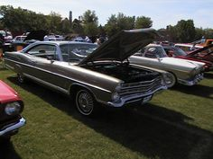 1967 Ford Galaxie 500 2 door hardtop by coconv, via Flickr