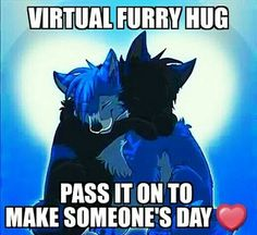 *hugs* now you pass it on :D