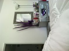 Love the bedroom furniture with with mirrors! ❤It