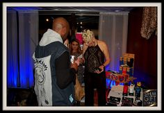 Sanna Broding STHLM Gift Lounge FInest Awards Militus Medical Frank Dandy