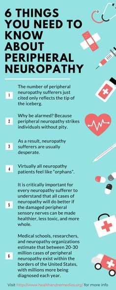 10 Things You Need to Know about Peripheral Neuropathy, the New American Epidemic