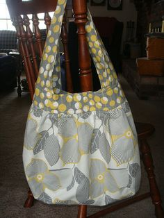 amy butler birdie sling bag  - I made this and just love it!!