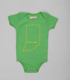 Locally Grown Clothing...onesie