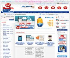 If you want coupons for 911healthshop.com, then GetDiscountCoupon.com is the place for you. Just click on the code to copy 911healthshop.com discount code. Then paste it in the coupon box during checkout and click apply. This amount will be automatically deducted from total price. We're always updating new 911 Health Shop discount coupons.