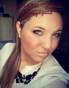 Loreal Infallible Eye Shadow - Glistening Garnet