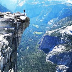 Half Dome, Yosemite National Park, California // hiking trails, travel