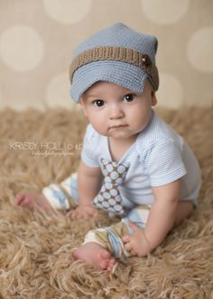 Six Month Old Boy Photography