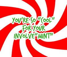 So cool for your Involve Mint Thank you card for goody or gift bag, Vacation Bible School, Volunteer, Helpers, Appreciation, VBS, Teacher by MamaSellsStuff on Etsy