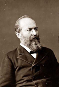 Garfield, President James A.