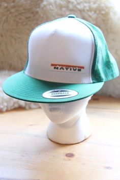 Nice snap back hat with a clean cool look. In great overall shape this hat  is ready to be worn proudly and shown to the world! 19f2d86e1ddc