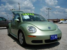 2009 Volkswagen New Beetle, 65,756 miles, $9,988.