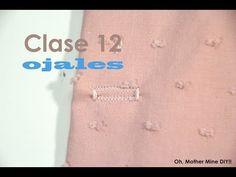 Blog costura y diy: Oh, Mother Mine DIY!!: Clases de costura online gratis :D
