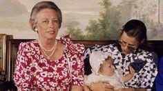 Prinsesse Ragnhild etter barndåpen til sitt barnebarn Victoria Ragna Riberiro. Ragnhilds datter heter Ingeborg.