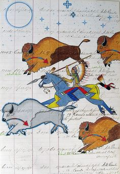 Monte Yellow Bird Sr: Hunting for Buffalo Medicine II