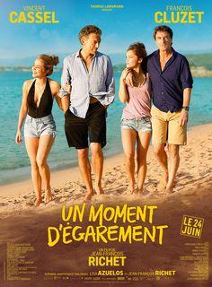 [Juil 15] Antoine et Laurent, amis de longue date, passent leurs vacances en Corse avec leurs filles respectives : Louna, 17 ans et Marie, 18 ans. Un soir sur la plage, Louna séduit Laurent. Louna est amoureuse mais pour Laurent ce n'est qu'un moment d'égarement...